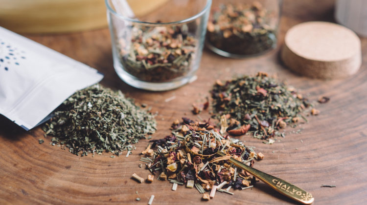 Top Teas For Skin
