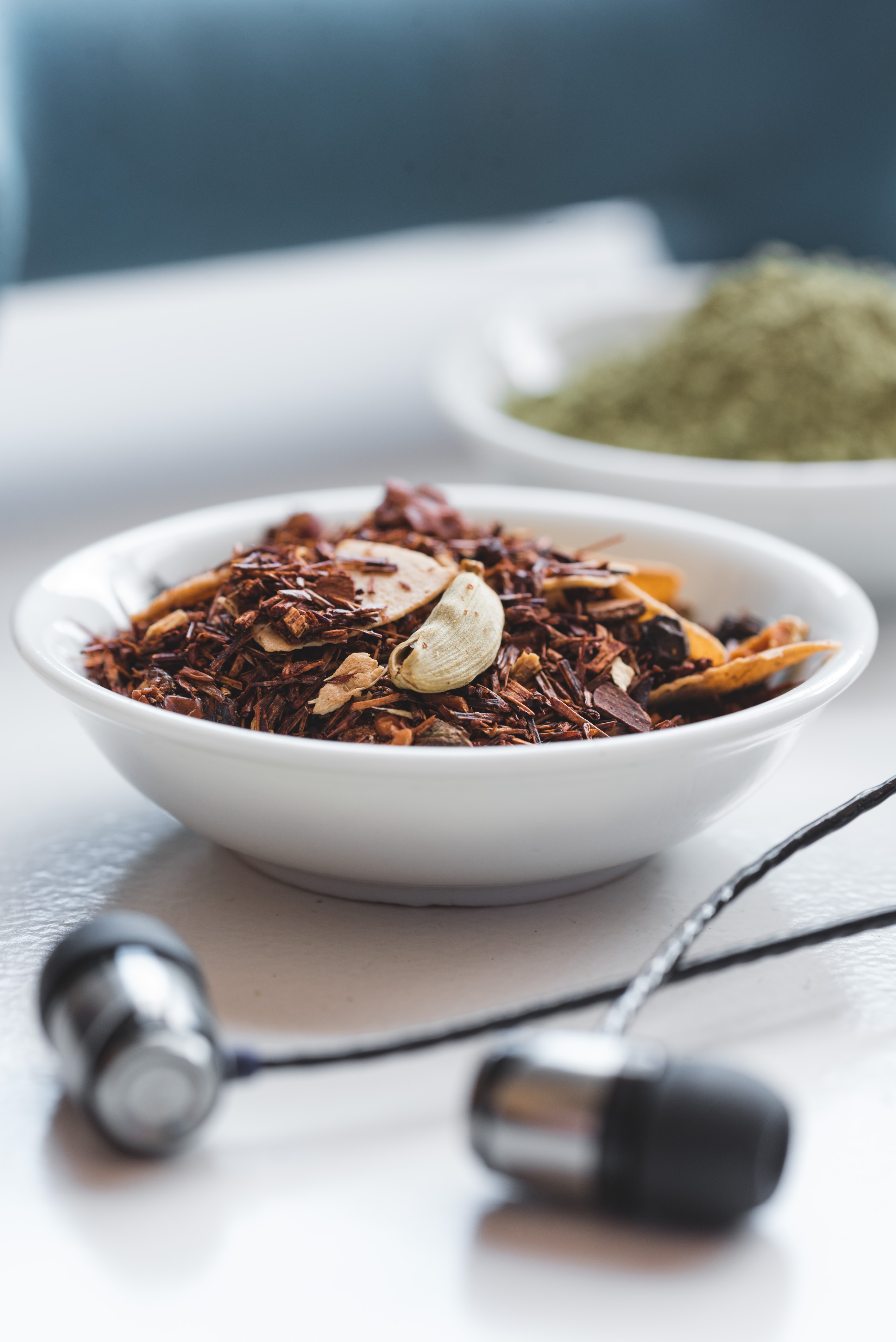 Coconut Ginger Rooibos